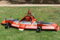 TRIMAX Stealth FM Front Mounted Wing Mower $13,200 inc gst.